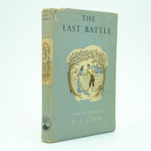 The Last Battle First Edition by C. S. Lewis