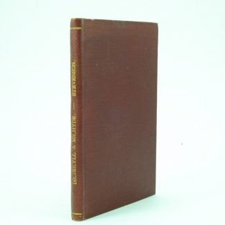First Edition Dr Jekyll and Mr Hyde R. L. Stevenson 1895