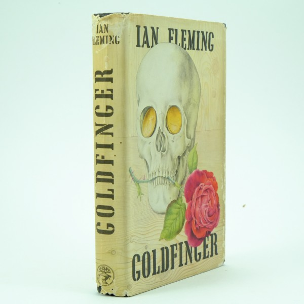 Goldfinger First Edition by Ian Fleming