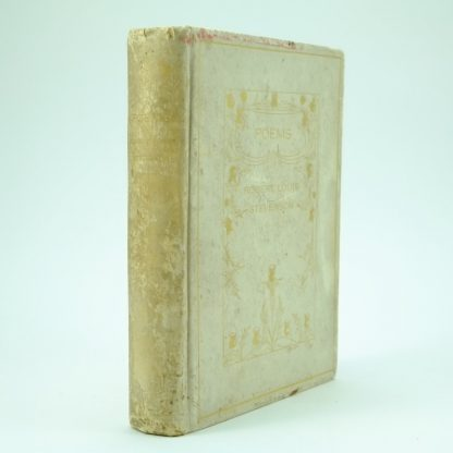 First Edition Poems by Robert Louis Stevenson