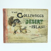 The-Golliwoggs-Desert-Island-Florence-Upton-1st-edition (15)