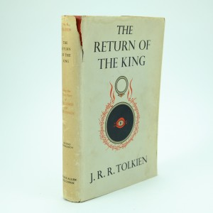 The Return of the King First Edition Second Impression by J. R. R. Tolkien