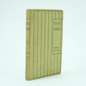 Fishy Winkle by Jean C. Archer.First Edition Dumpy Book. First Edition