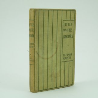 Little White Barbara by Eleanor March. A first edition Dumpy Book