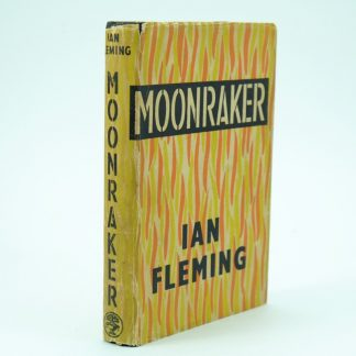 Moonraker First Edition by Ian Fleming