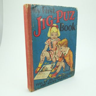 My First Jig Puz Book John Leng