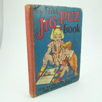 My First Jig Puz Book John Leng