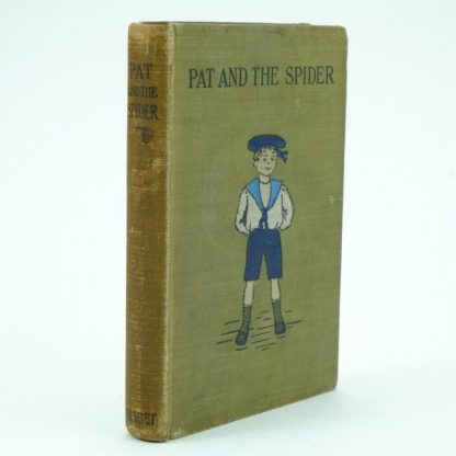 Pat and the Spider by Helen Bannerman First Edition