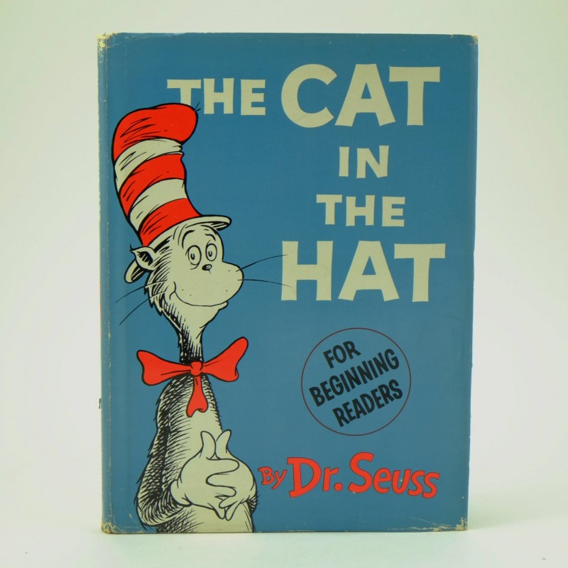 First Cat In The Hat Book