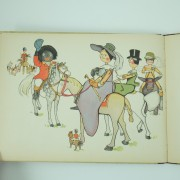 The Golliwoggs Fox Hunt by Florence Upton