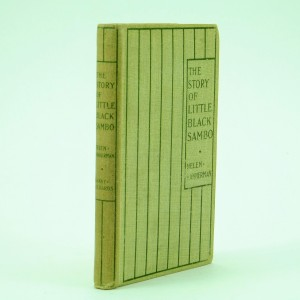 The Story of Little Black Sambo First Edition Helen Bannerman 1st Edition 2nd printing