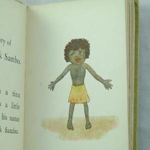 The Story of Little Black Sambo Helen Bannerman 1st Edition 2nd printing