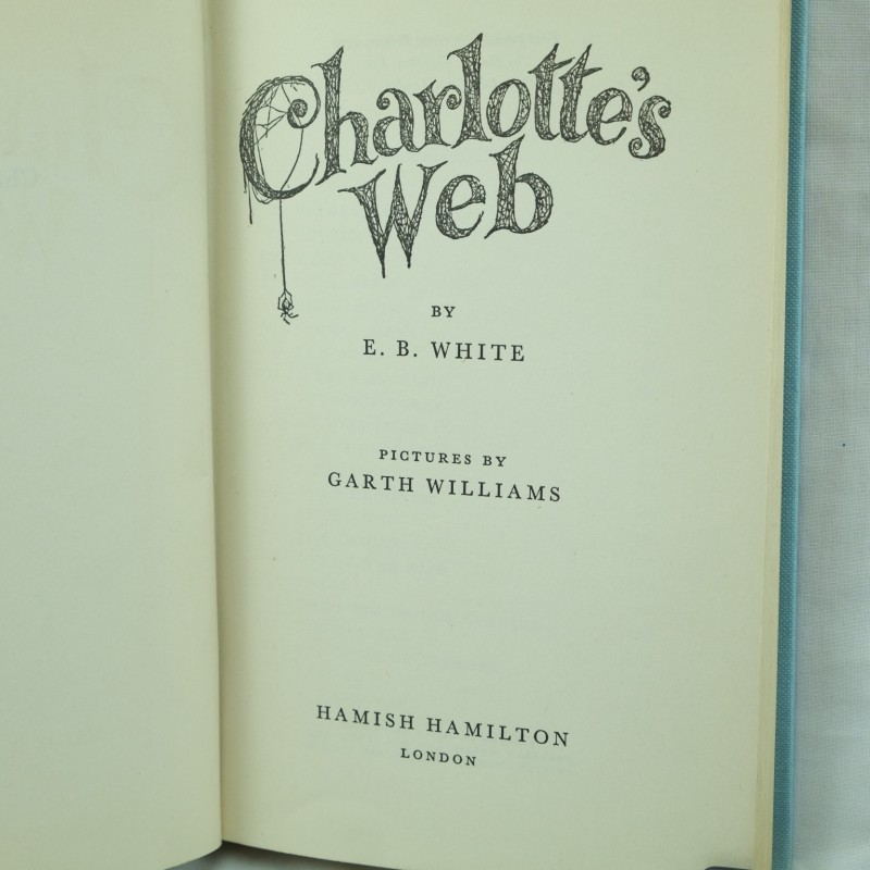 """eb white death of a pig essay Readers of eb white are familiar with his children's book charlotte's web it is the story of a spider who saves a pig's life this was not the first time white gave animals human characteristics (personification) in fact, one of the tell-tale signs of white's work is his use of personification he personified everything in """" sunday."""