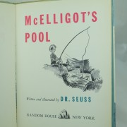 McElligots Pool by Dr Seuss First Edition