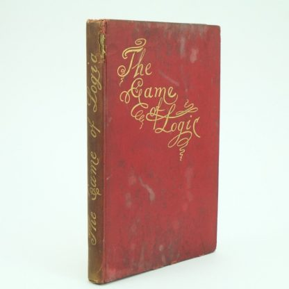 The Game of Logic Lewis Carroll First Edition