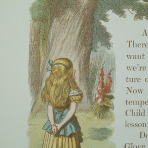 The Tale of the First Editions of The Nursery Alice