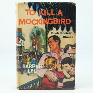To Kill A Mockingbird by Harper Lee 1st UK edition