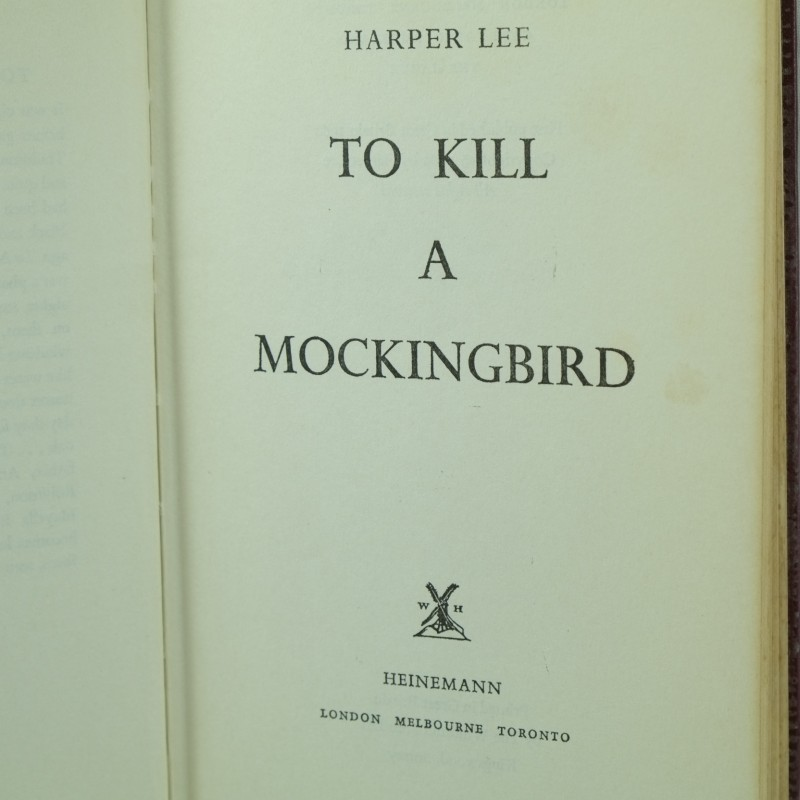 "a review of to kill a mockingbird by to kill by harper lee To kill a mockingbird by harper lee is another book that i should have read by now first published in 1960, it is one of the most challenged books ever published one of the primary reason cited why harper lee's to kill a mockingbird by harper lee is challenged it that the word ""nigger."