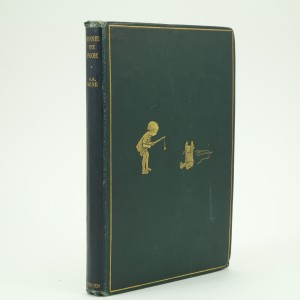 Winnie the Pooh First Edition by A. A. Milne