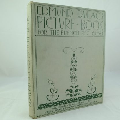 Edmund Dulac's Picture Book For The British Red Cross