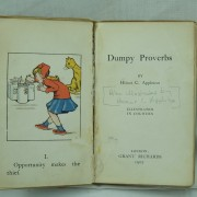 Dumpy Proverbs First edition