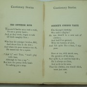 Mrs Turner's Cautionary Stories : 3rd Printing Dumpy Book