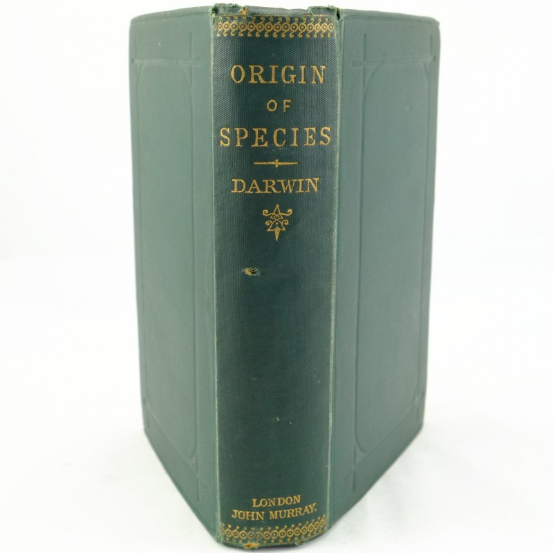 charles darwin on the origin of Origin of species is still one of the most controversial works of science and it is one of the most outstanding works of science in the 19th century the studies made by darwin during the voyage of the hms beagle form a large part of the basis for this work as early as 1837, darwin's notes describe .