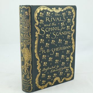 Rivals and School for Scandal by R. B. Sheridan