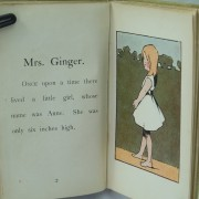 The Bad Mrs Ginger first edition Dumpy Book by Appleton