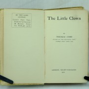 The Little Clown by T. Cobb 1st ed Dumpy Book