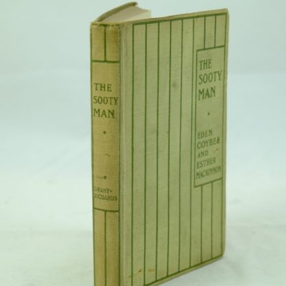 The Sooty Man:1st ed Dumpy Book