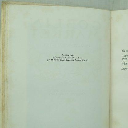 Goblin Market Illus by Arthur Rackham: Limited, signed edition.