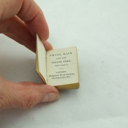 Small Rain Upon the Herb, Miniature Edition