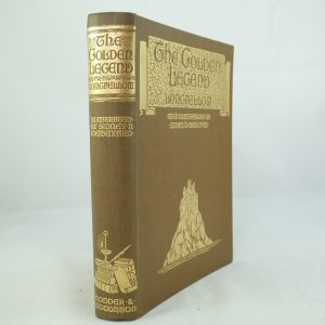 The Golden Legend by Longfellow illus by Sidney Mageyard