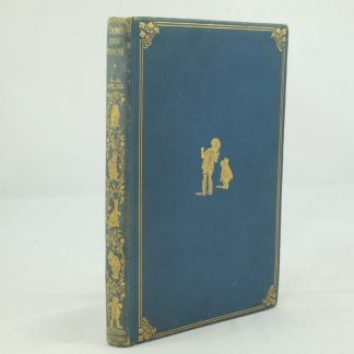 Winnie the Pooh Deluxe Leather Edition by A. A. Milne