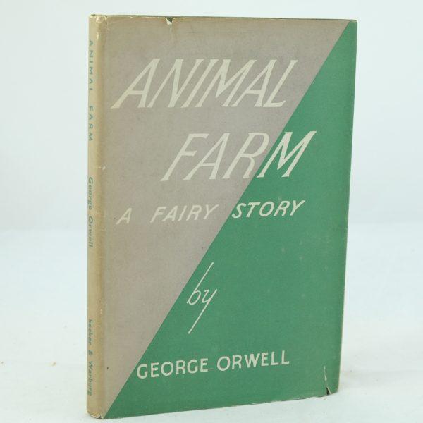 Animal Farm by George Orwell (3)