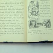 Aventures d'Alice au Pays des Merveilles. L Carroll. French 1869