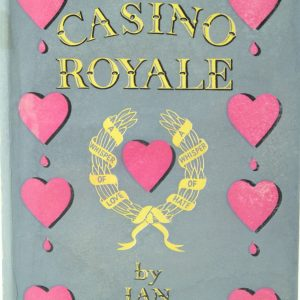 Casino Royale by Ian Fleming 1st Edition (15)
