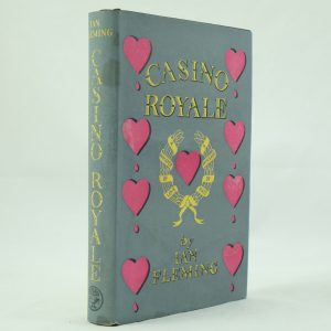 Casino Royale by Ian Fleming 1st Edition (2)