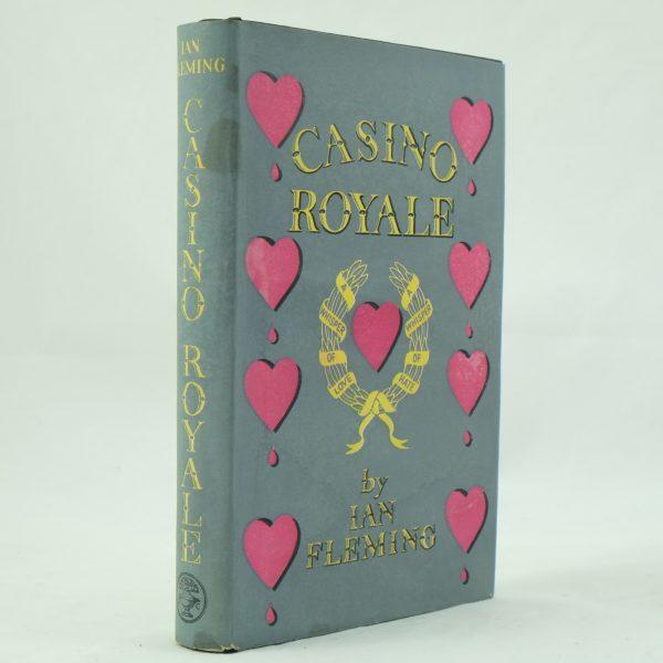 Casino Royale - Ian Fleming 1st Edition First Impression Jonathan Cape 1953