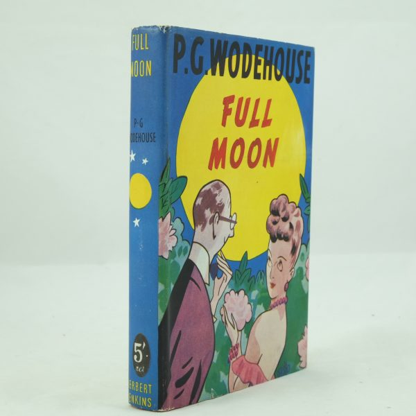 Full Moon by P. G. Woodhouse (1)