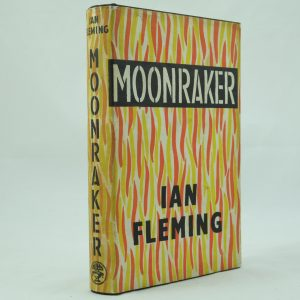 Moonraker by Ian Fleming 1st Edition