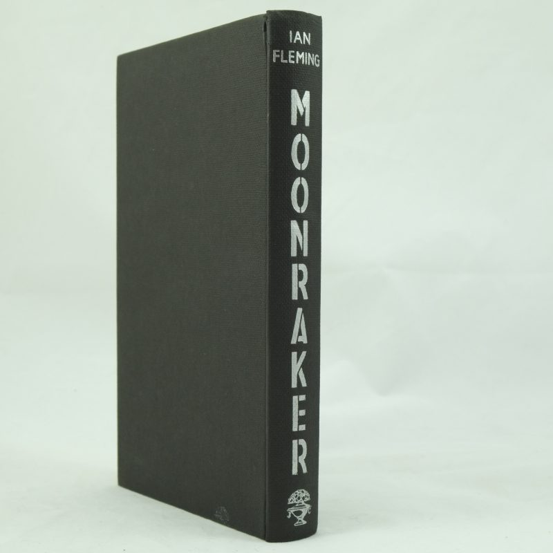 First Edition Moonraker By Ian Fleming