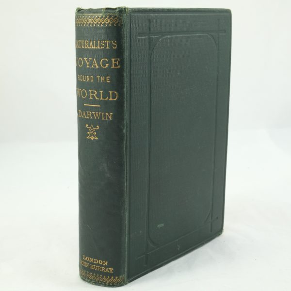 Naturalist's Voyage Round the World by Charles Darwin