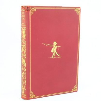Now We Are Six Deluxe first edition. A. A Milne (1)