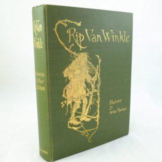 Rip Van Winkle. A Rackham. 1st