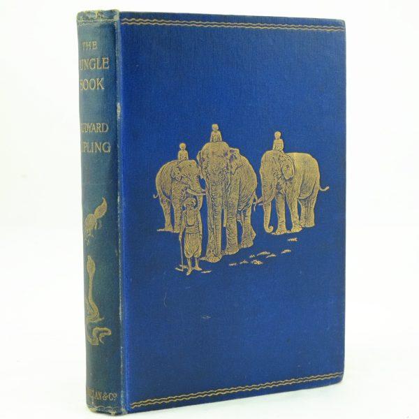 The Jungle Book 5th Imp Rudyard Kipling (13)