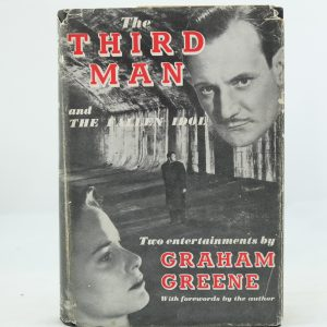 The Third Man by Graham Greene 1st Edition