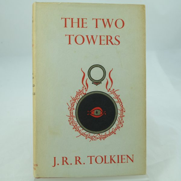 The Two Towers by J. R. R. Tolkien 11th Imp (1)