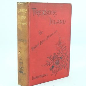Treasure Island (illustrated) by R. L. Stevenson